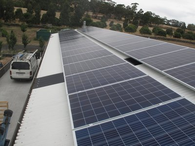 10kW Enphase Micro Inverter Solar System